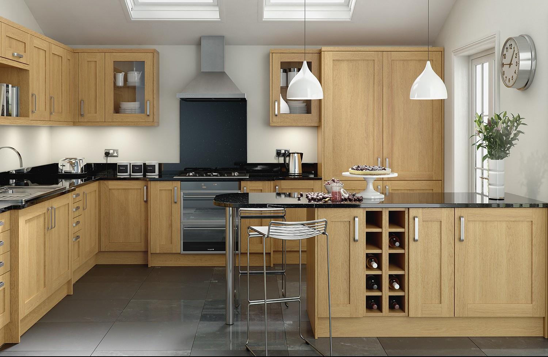 previous - Oak Kitchen